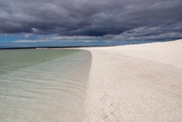 Shell Beach in der Shark Bay